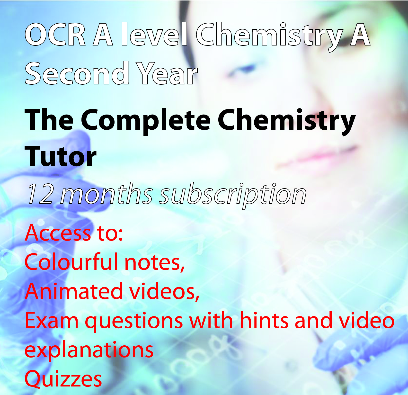 chemistry year 12 Chemistry news read chemistry articles from research institutes around the world -- organic and inorganic chemistry -- including new techniques and inventions.